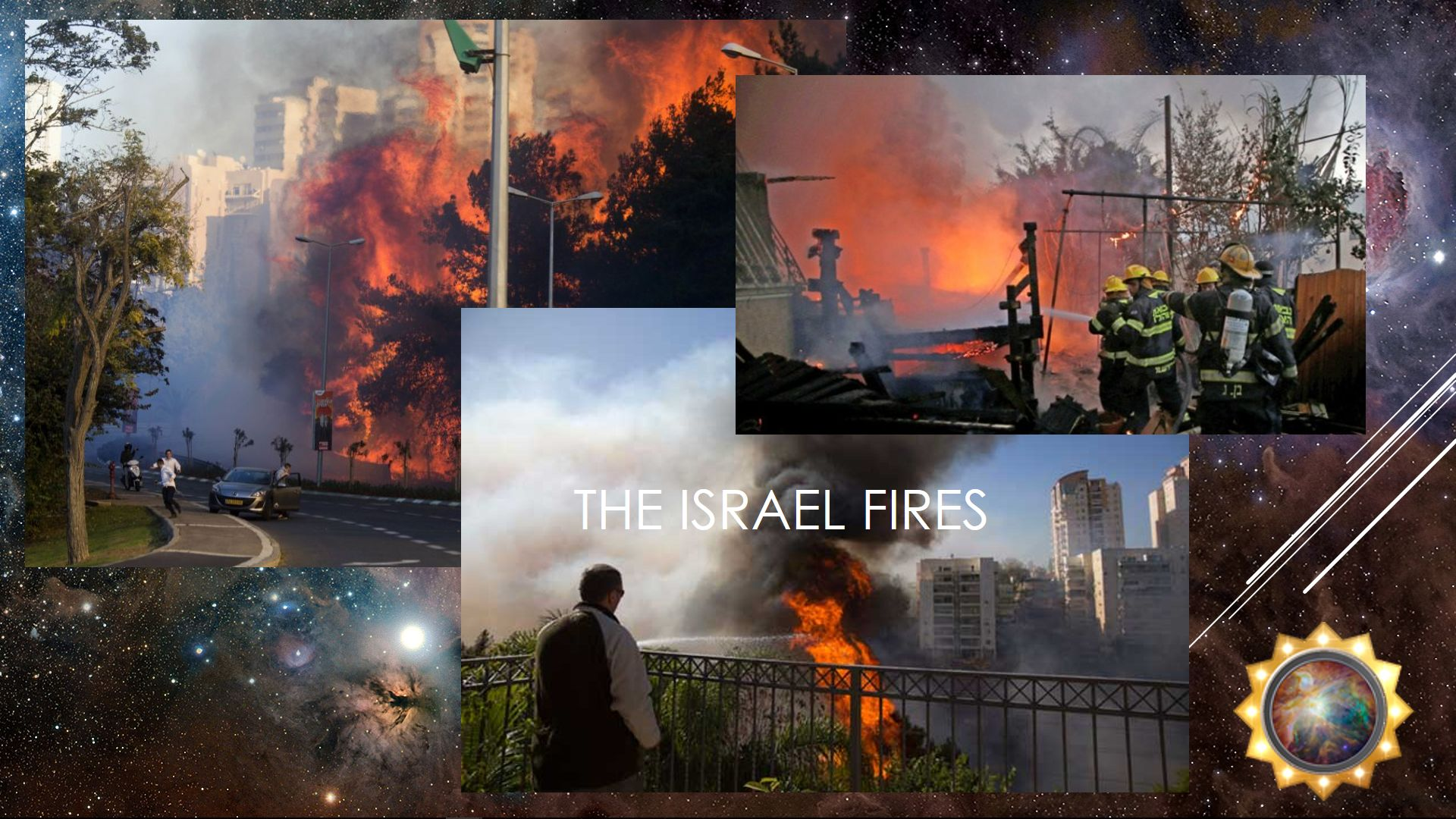 The Israel-Fires