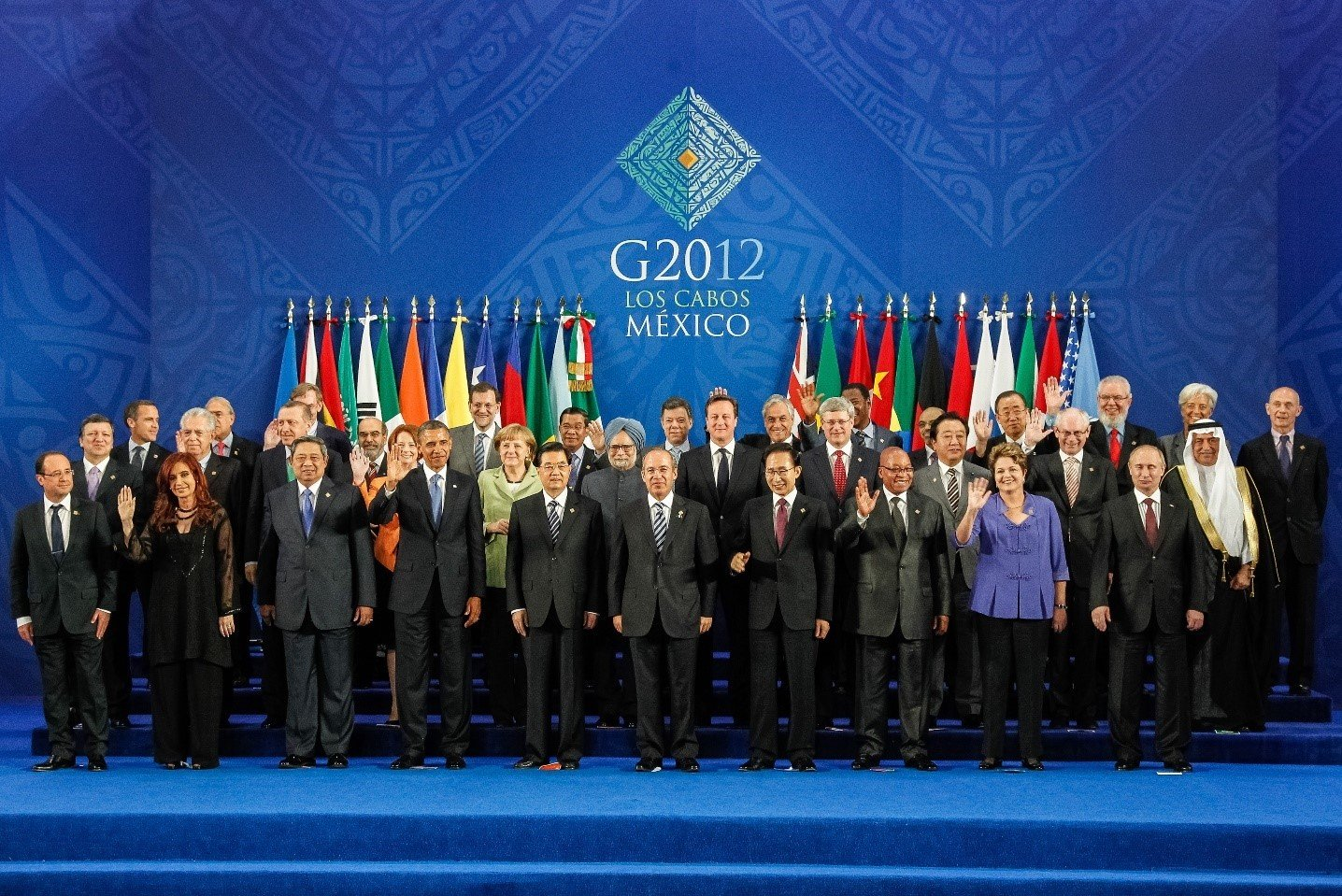 The G20 prepares the throne of Satan