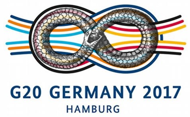 The G20 with the ouroboros