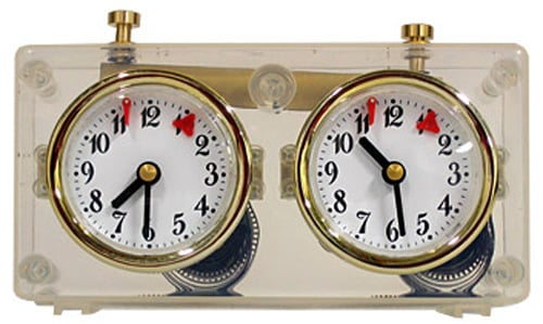 The Two Witnesses as Inseparable Clocks