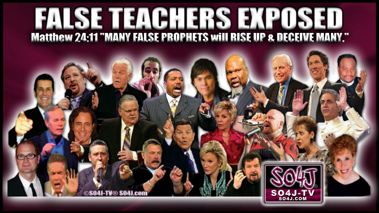 The False Prophets of the Prosperity Gospel