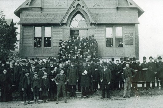1888 General Conference Session in Minneapolis