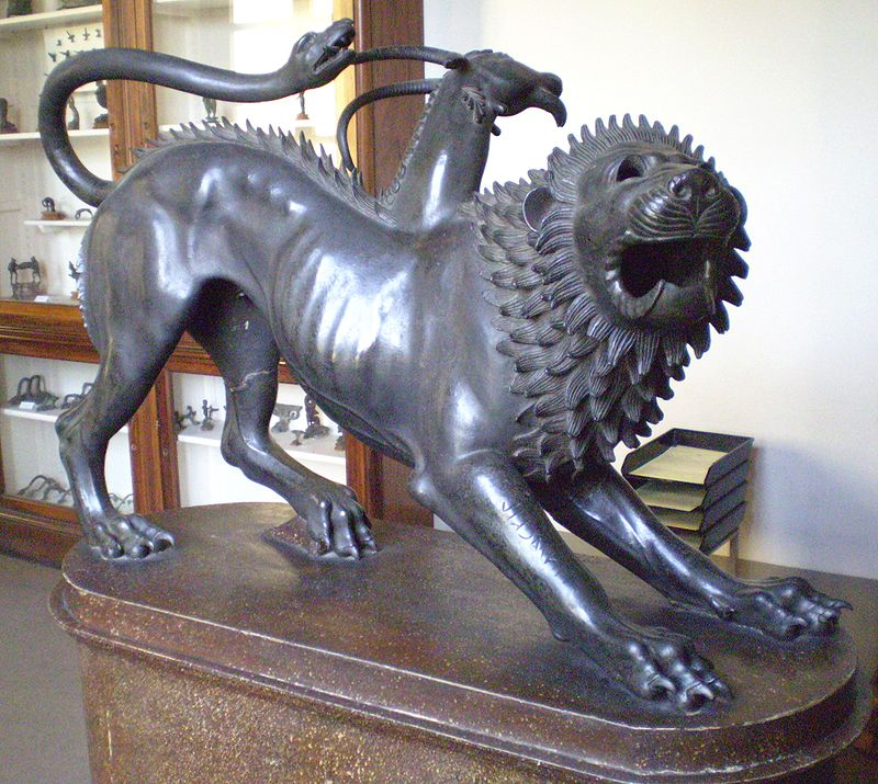 The chimera of Arezzo