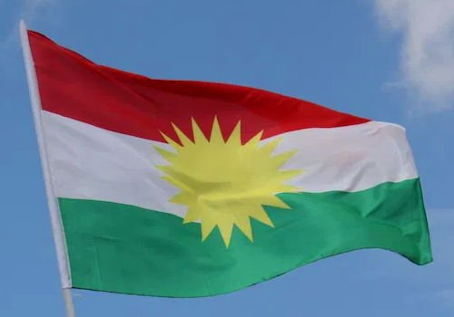 The sun of the Kurds.