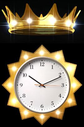 Die Krone der Zeit