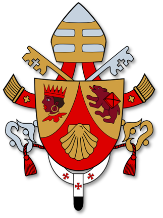 Benedict XVI's papal coat of arms