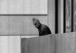 A terrorist of the Munich Massacre