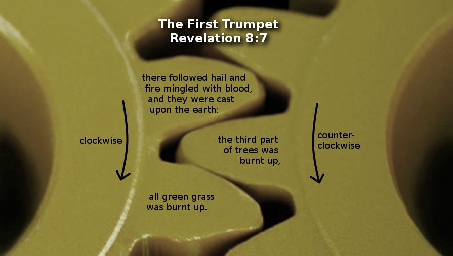 Interlocking of the 1st Trumpet