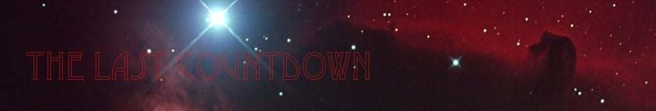 The LastCountdown Banner